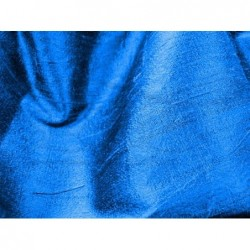 Azure D001 Silk Dupioni Fabric