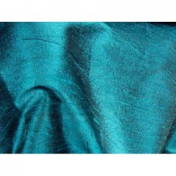 Blue Chill D002 Silk Dupioni Fabric