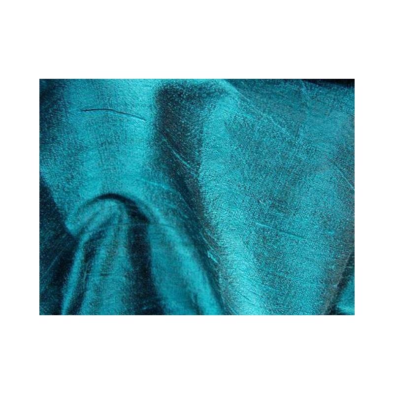 Blue Chill D002 Silk Dupioni Fabric