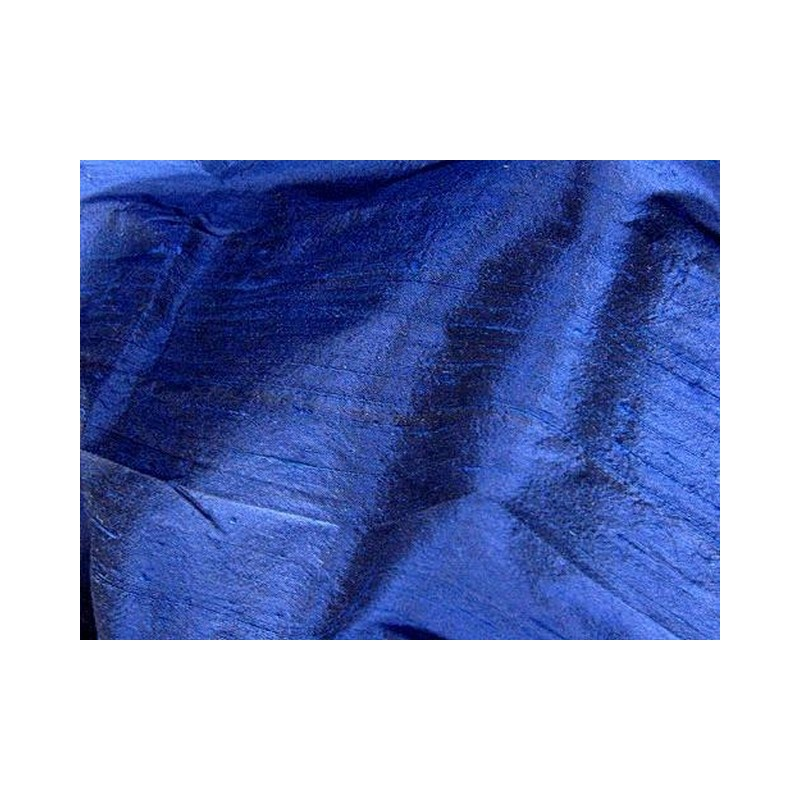 Havelock Blue D008 Silk Dupioni Fabric