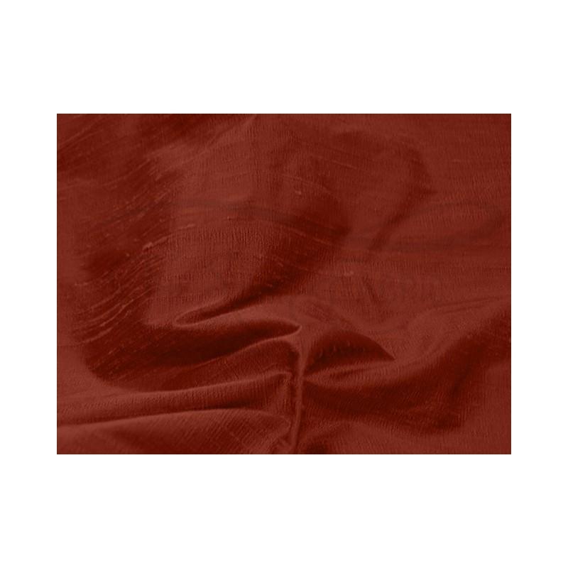 Chestnut D067 Silk Dupioni Fabric