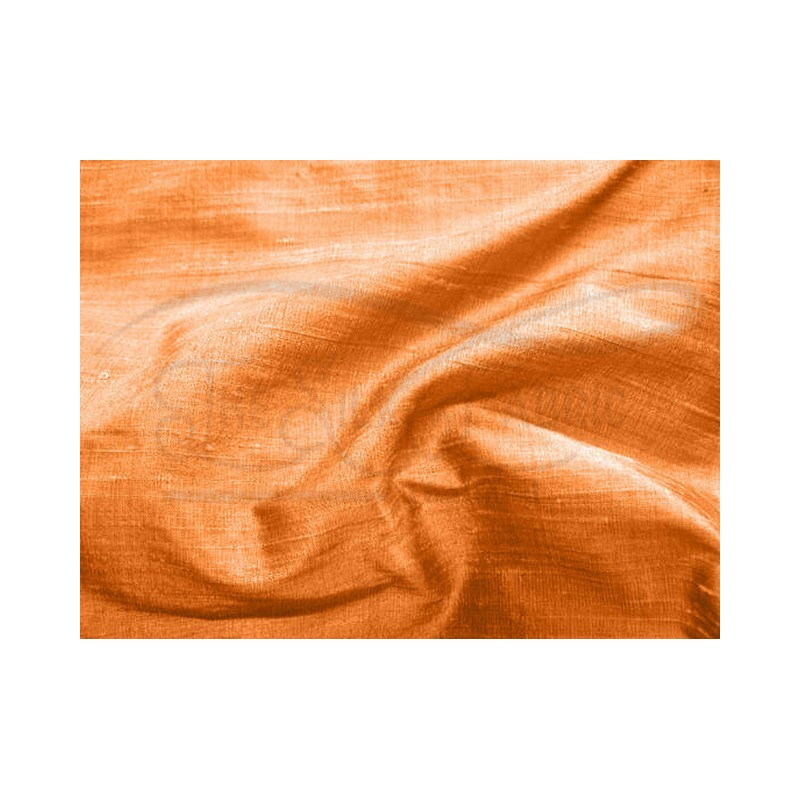 Cinnamon D068 Silk Dupioni Fabric