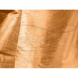 Copper D070 Silk Dupioni Fabric
