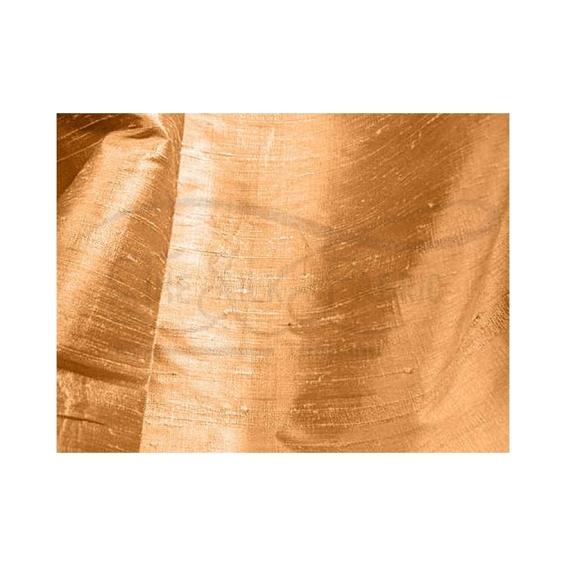 Copper D070 Silk Dupioni Fabric