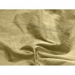 Ecru D072 Silk Dupioni Fabric