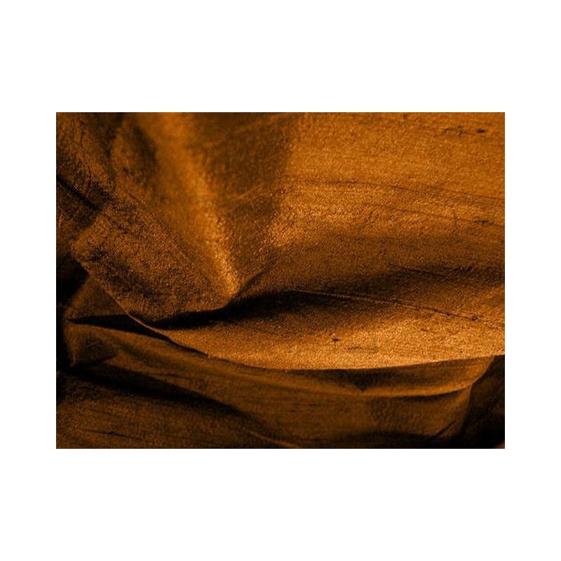 Ochre D076 Silk Dupioni Fabric