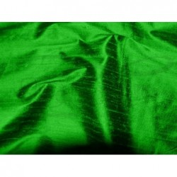 Islamic green D174 Silk Dupioni Fabric