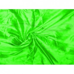 Neon green D178 Silk Dupioni Fabric