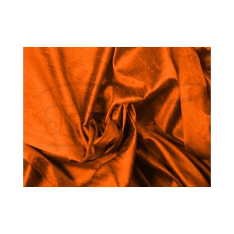 Persimmon D252 Silk Dupioni Fabric