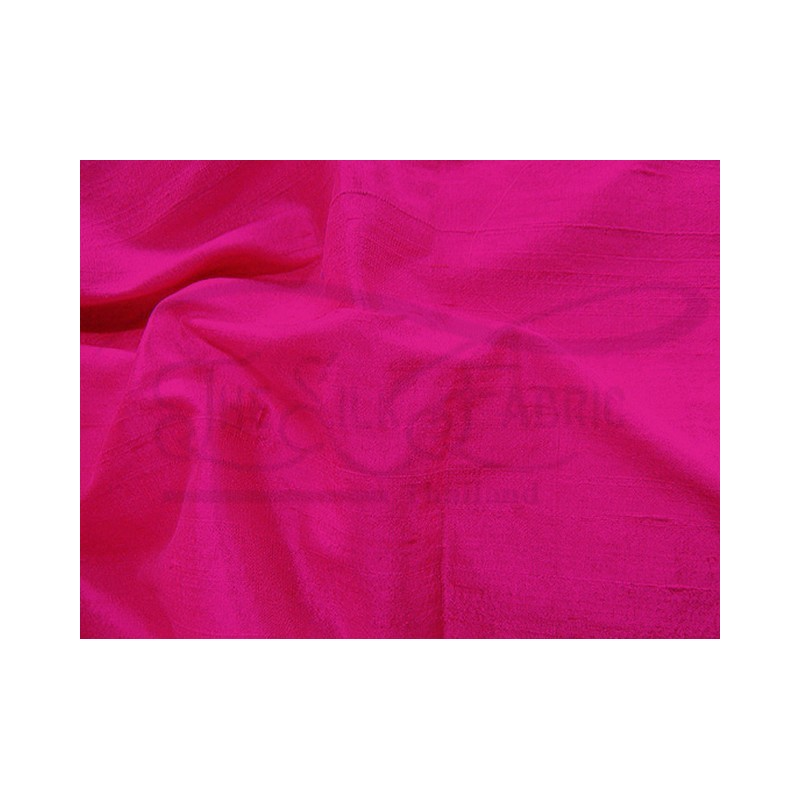 Barbie pink D296 Silk Dupioni Fabric