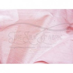 Cavern Pink D297 Silk Dupioni Fabric