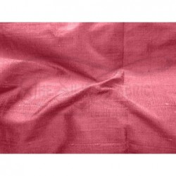 Salmon pink D303 Silk Dupioni Fabric