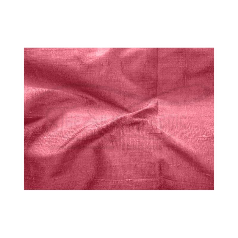 Salmon pink D303 Silk Dupioni Fabric
