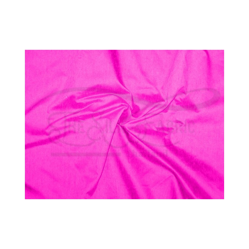 Shocking pink D304 Silk Dupioni Fabric