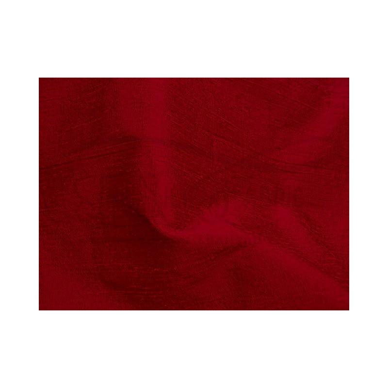 Carmine D332 Silk Dupioni Fabric