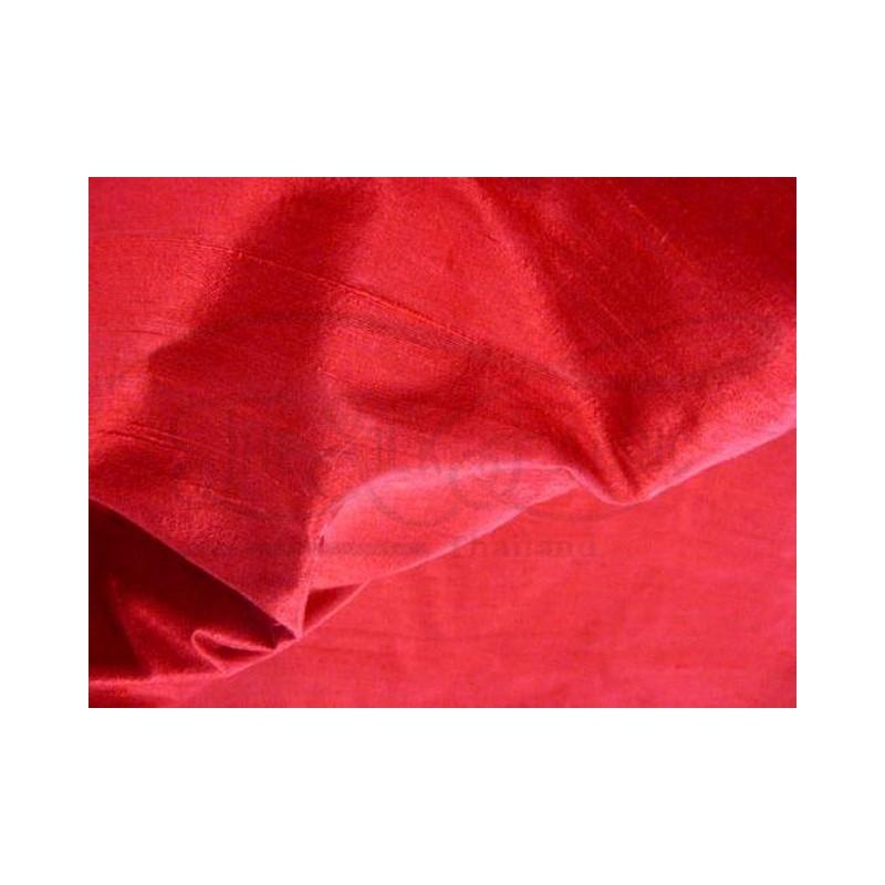 Milano Red D334 Silk Dupioni Fabric