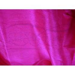 Cerise D380 Silk Dupioni Fabric