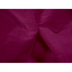 Dark raspberry D382 Silk Dupioni Fabric