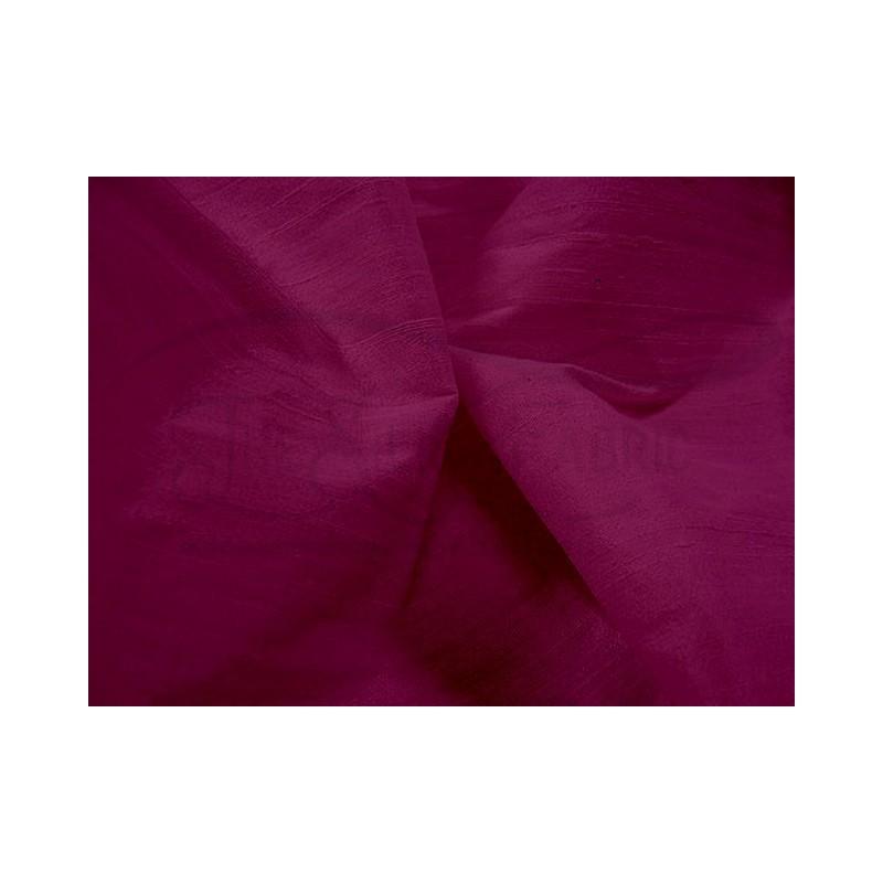 Dark raspberry D382 Silk Dupioni Fabric