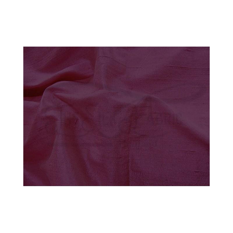 Eggplant D384 Silk Dupioni Fabric
