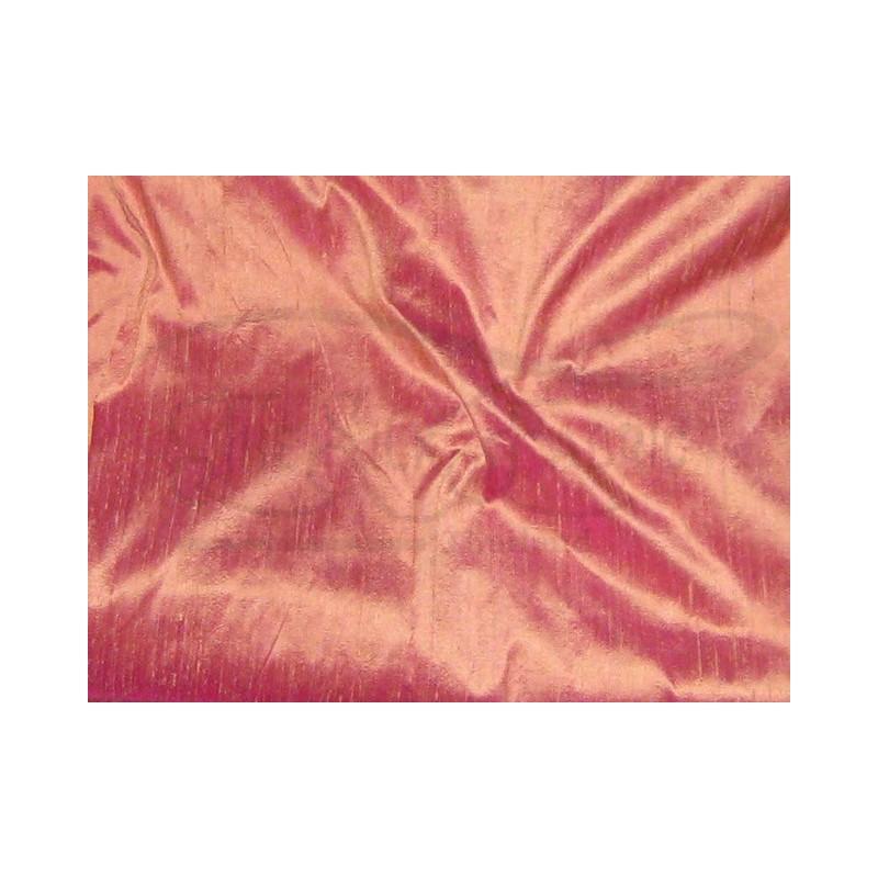 Fuzzy Wuzzy Brown D388 Silk Dupioni Fabric