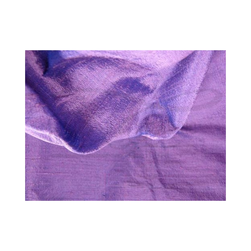 Lilac Bush D391 Silk Dupioni Fabric