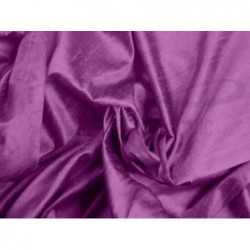 Plum D395 Silk Dupioni Fabric