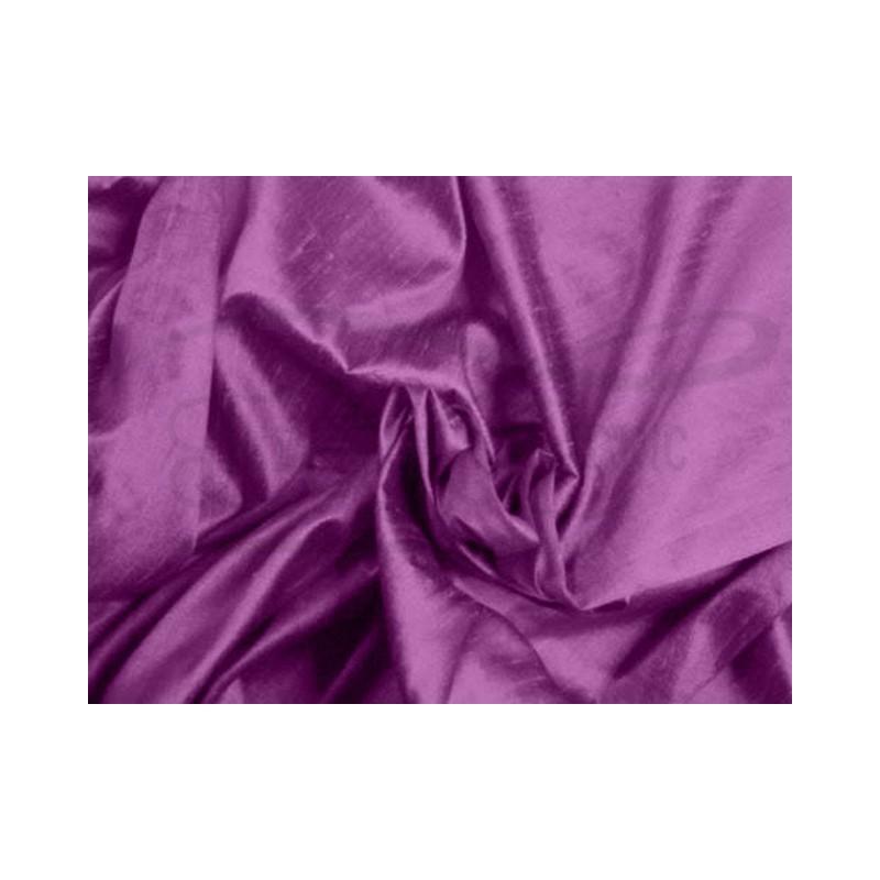 Plum D395 Silk Dupioni Fabric