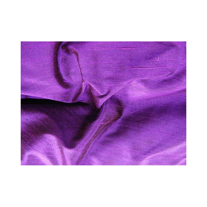 Royal Purple D399 Silk Dupioni Fabric
