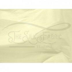 Cream D436 Silk Dupioni Fabric