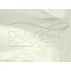Ivory D437 Silk Dupioni Fabric