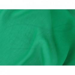 Jungle green C052  Silk Chiffon Fabric