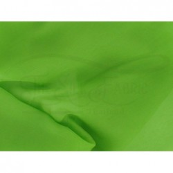 Olive drab C053  Silk Chiffon Fabric