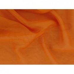 Orange roughy C067  Silk Chiffon Fabric