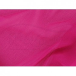 Medium red violet C104  Silk Chiffon Fabric