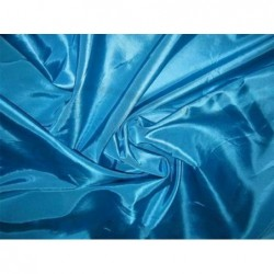 Bahama Blue T005 Silk Taffeta Fabric