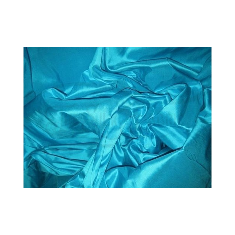 Bondi Blue T011 Silk Taffeta Fabric