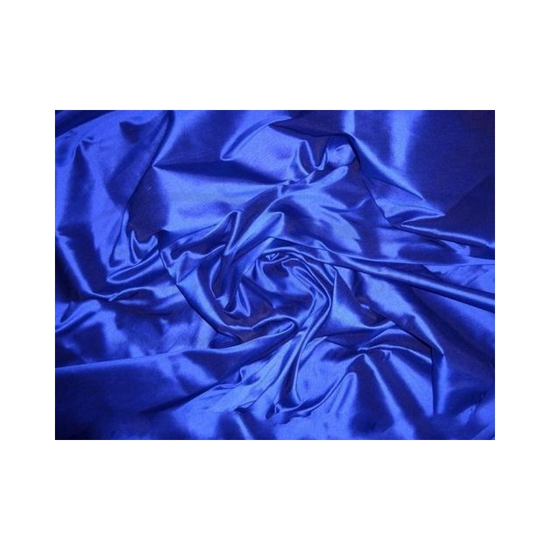 Cerulean Blue T015 Silk Taffeta Fabric