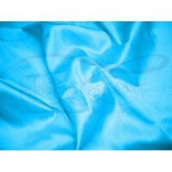 Deep sky blue T020 Silk Taffeta Fabric