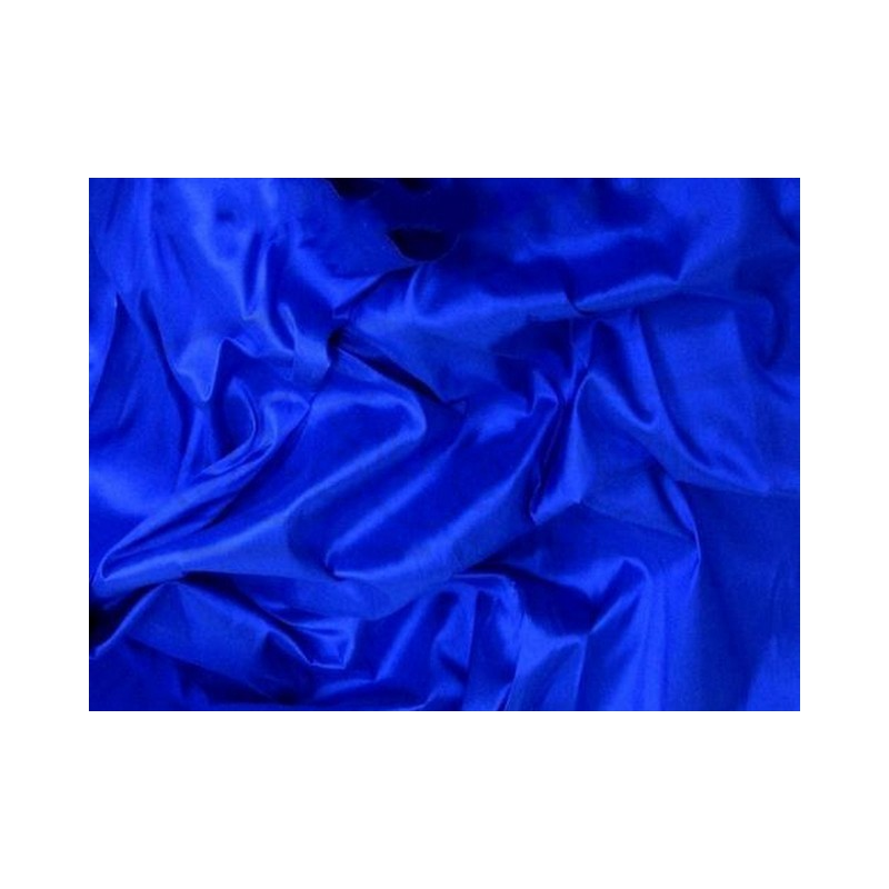 International Klein Blue T029 Silk Taffeta Fabric