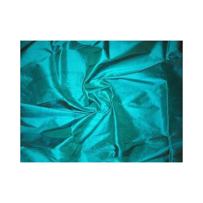Iris Blue T030 Silk Taffeta Fabric