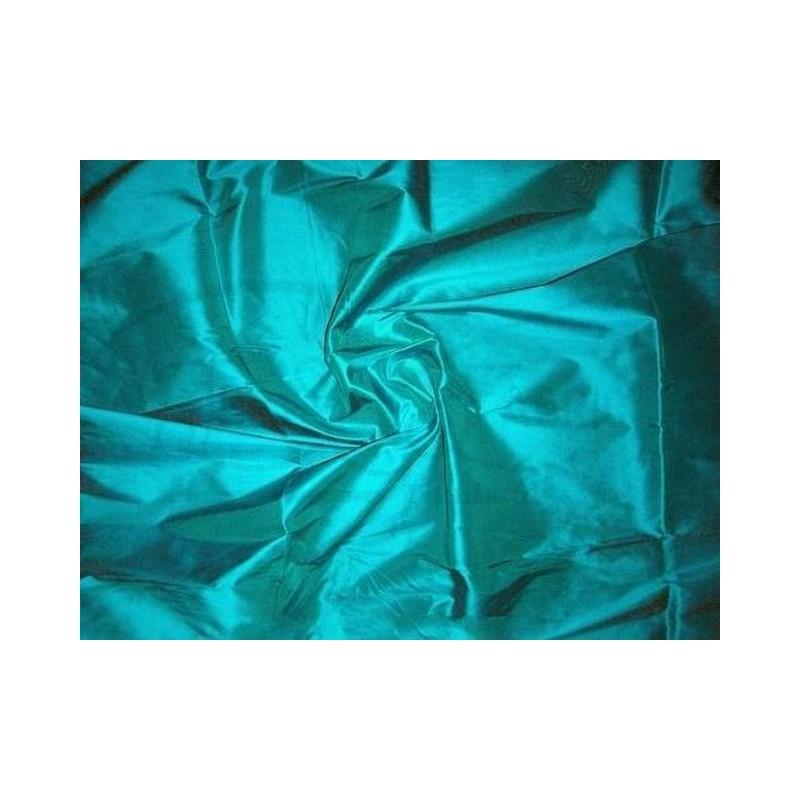 Iris Blue T030 Silk Taffeta Fabric