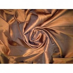 Antique Brass T064 Silk Taffeta Fabric