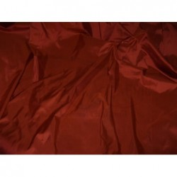 Chestnut T071 Silk Taffeta Fabric