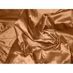 Russet T087 Silk Taffeta Fabric