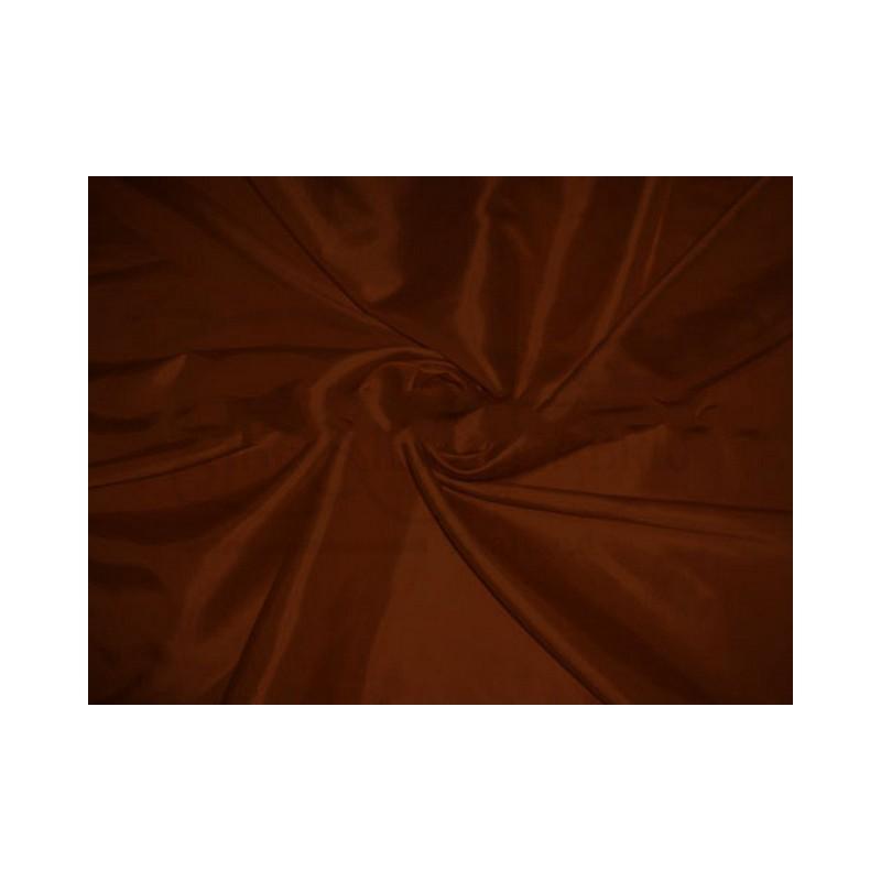 Seal brown T091 Silk Taffeta Fabric