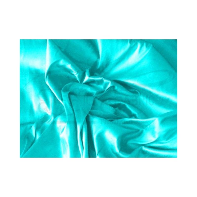 Aqua T124 Silk Taffeta Fabric
