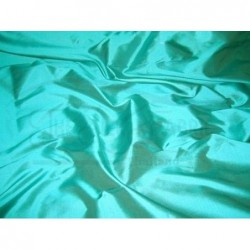 Aquamarine T125 Silk Taffeta Fabric