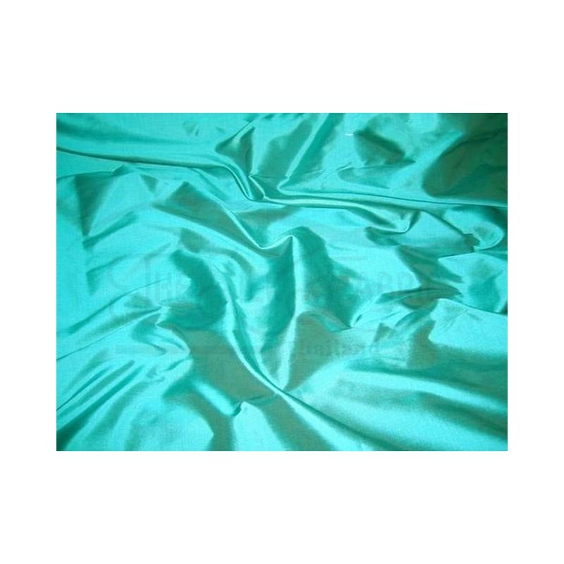 Aquamarine T125 Silk Taffeta Fabric