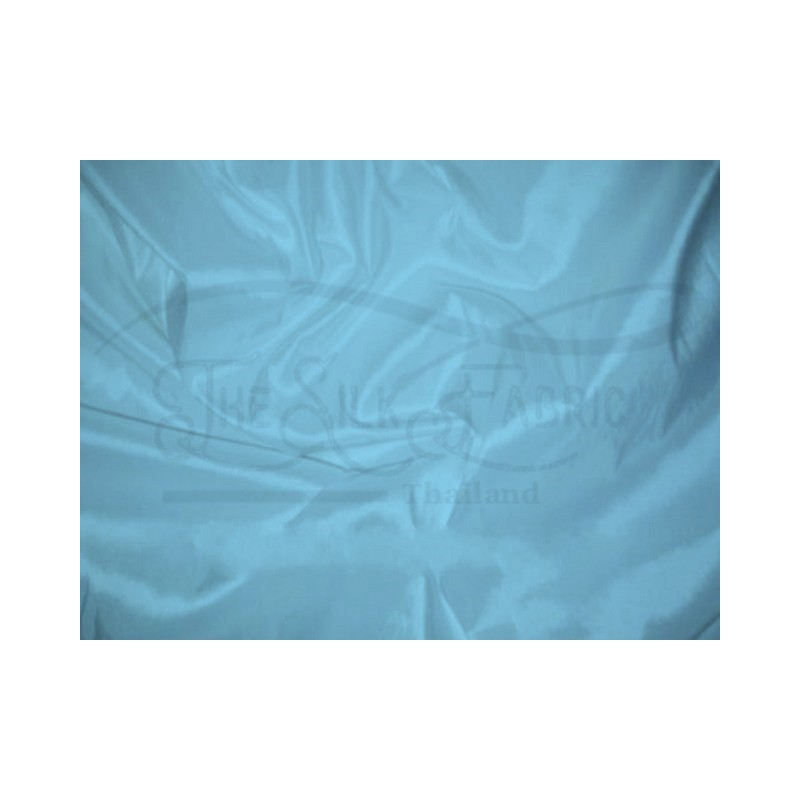 Sky blue T131 Silk Taffeta Fabric